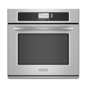KEBU107SSS&nbspKitchenaid&nbspStainless Steel KitchenAid(R) 30-Inch Steam-Assist Single Wall Oven, Architect(R) Series II