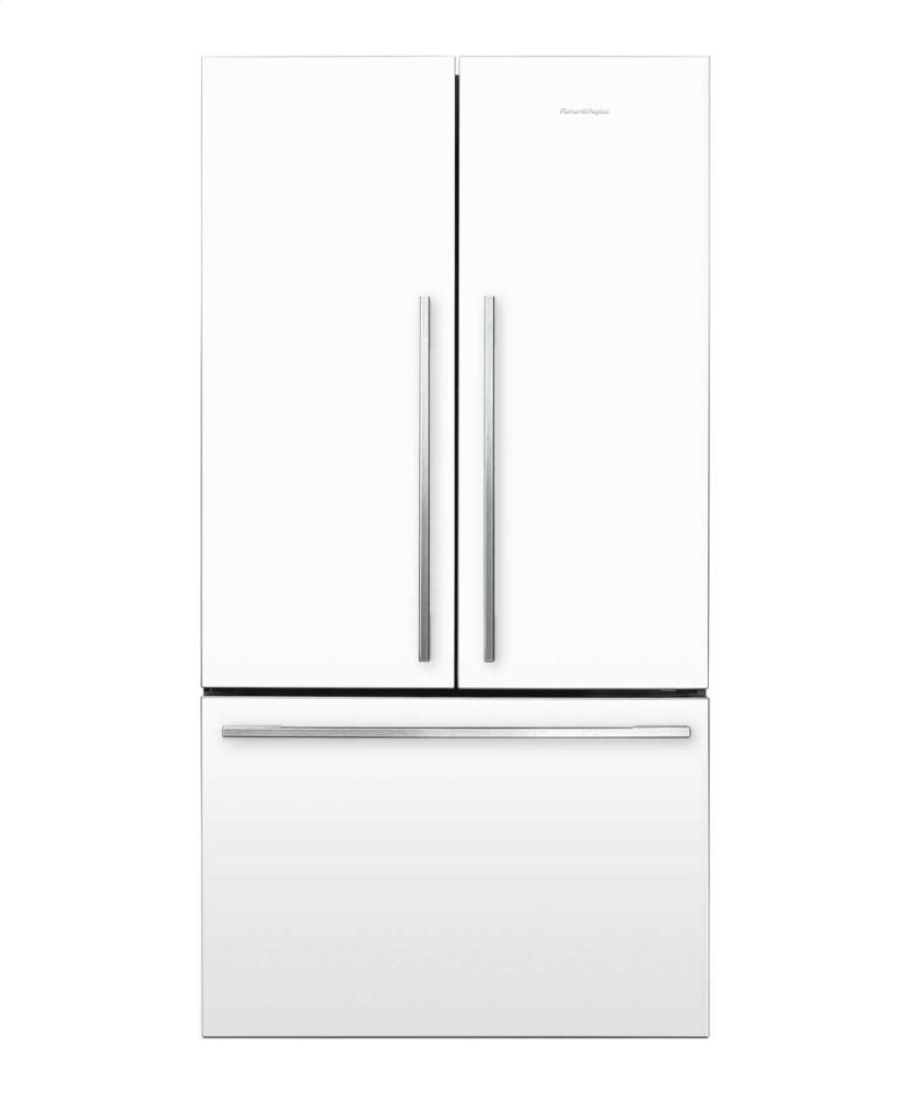 ActiveSmart Refrigerator - 20.1 cu. ft. counter depth French Door  White, French hinge