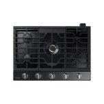 "Samsung30"" Gas Cooktop with 22K BTU Dual Power Burner"