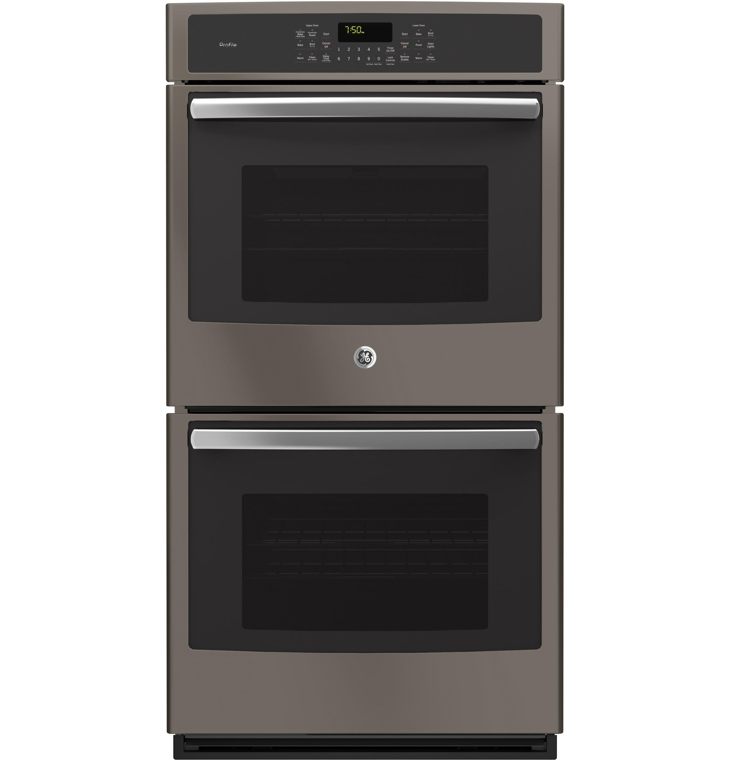 GE APPLIANCES PK7500EJES  Slate on ELECTRIC RANGESDOUBLE WALL ELECTRIC OVEN