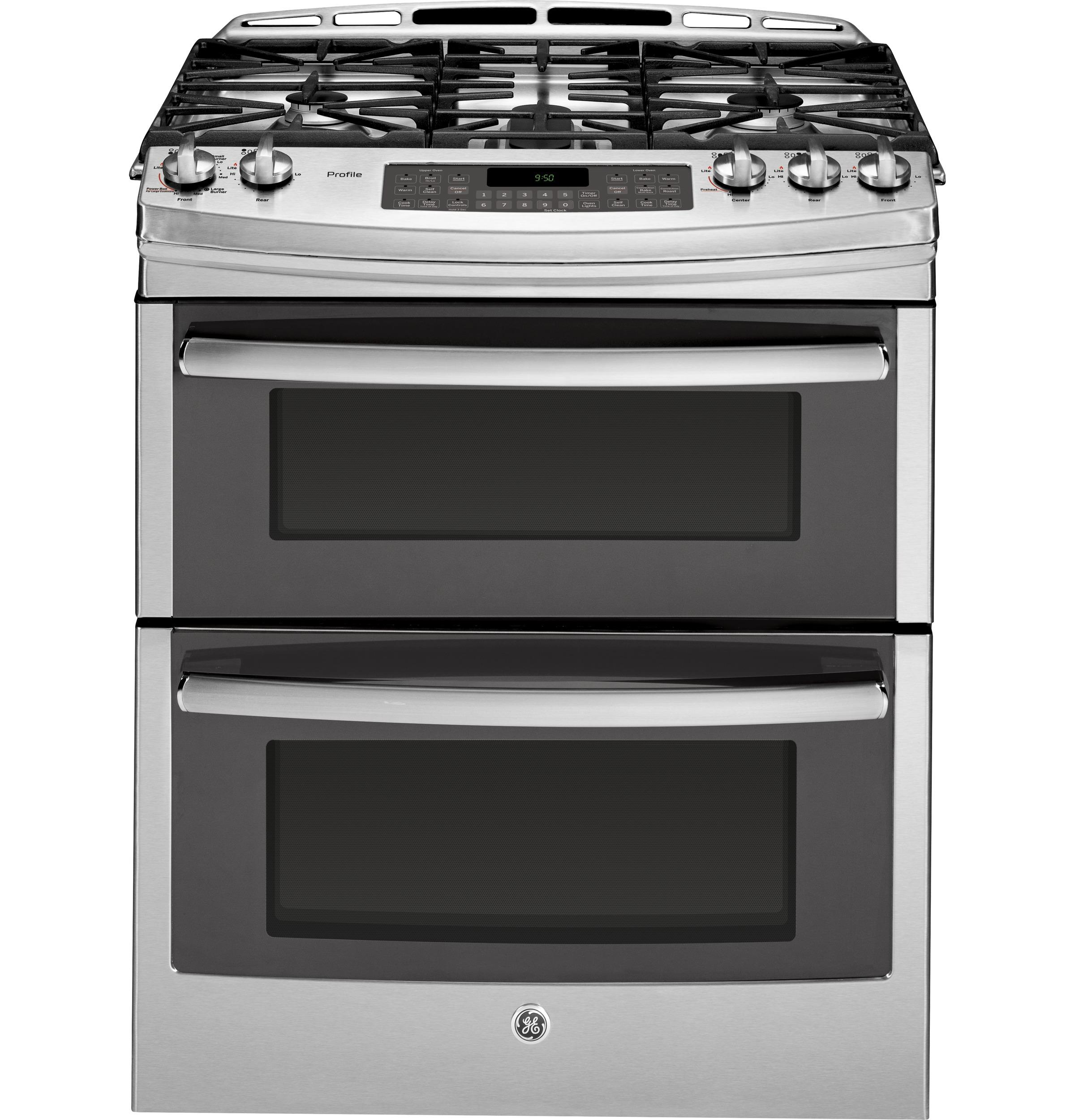 GE APPLIANCES PGS950SEFSS