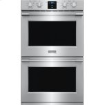FrigidairePROFESSIONALFrigidaire 30'' - 10.2 Cu. Ft. Self Clean Convection Double Electric Wall Oven