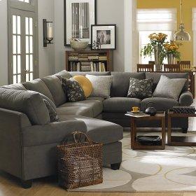 3850LBSECTU by Bassett Furniture in Naples, FL - CU.2 Left Cuddler ...