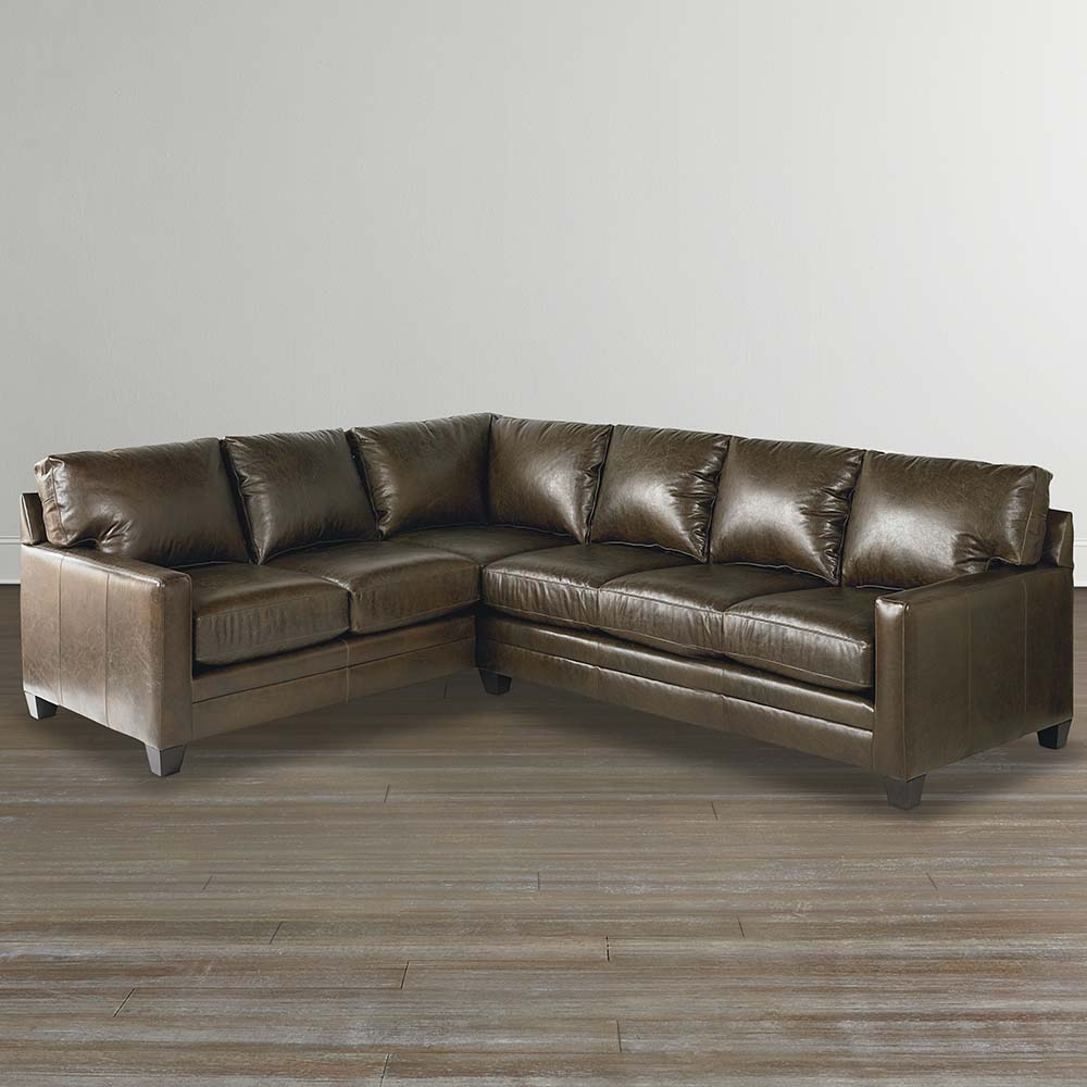American Casual Ladson Small L-Shaped Sectional : small l shaped sectional - Sectionals, Sofas & Couches