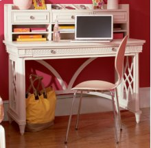 "Young Classics in Dover White 48"" Desk"