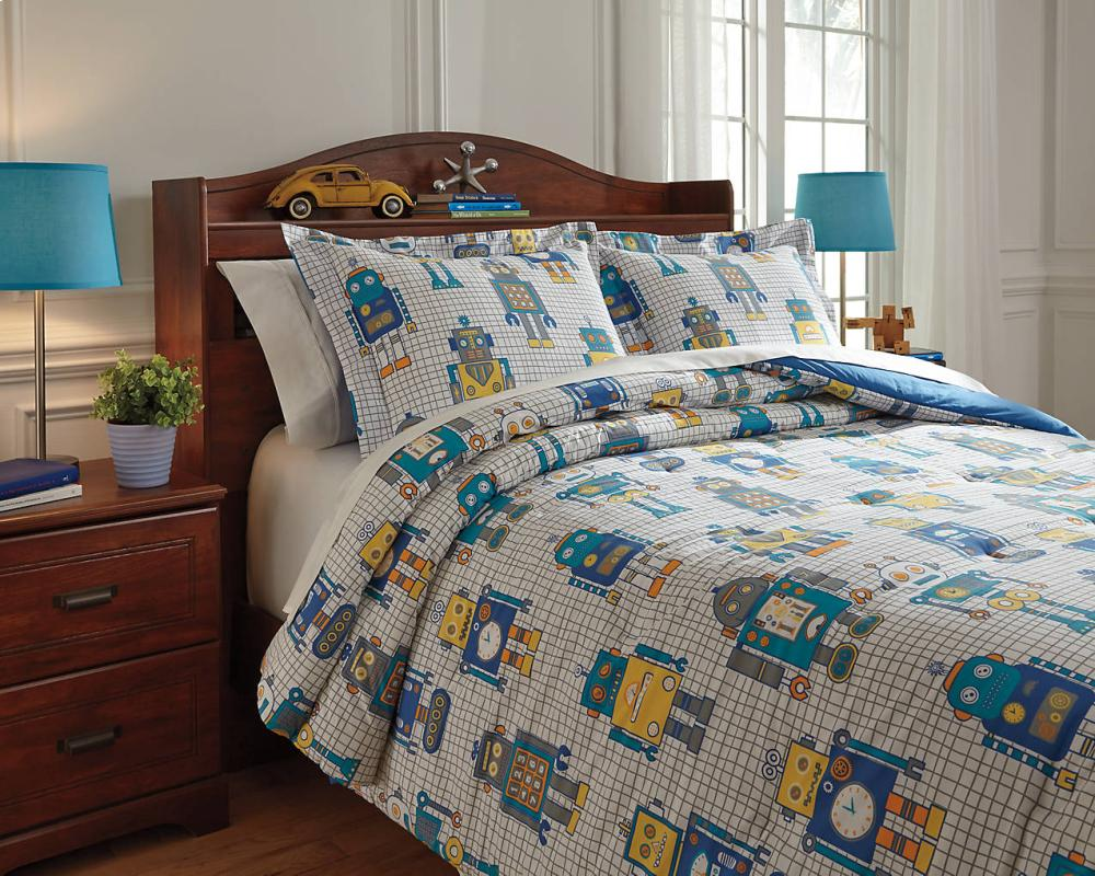 ASHLEY FURNITURE Q775003F  HOME ACCENTS on BEDROOM ENSEMBLES