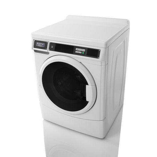 Commercial Single Load, Energy Advantage (TM) Front-Load Washer