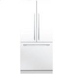 Fisher & Paykel 17' Built In French Door Refrigerator