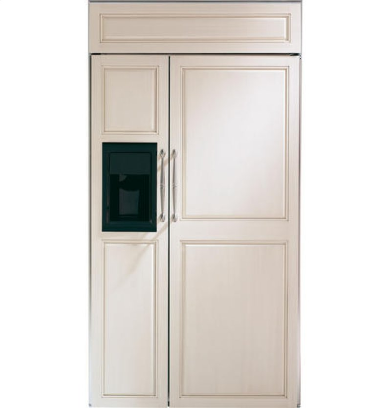 Built in Refrigerator 42 ge Hidden Additional ge Monogram 42 Quot Built in