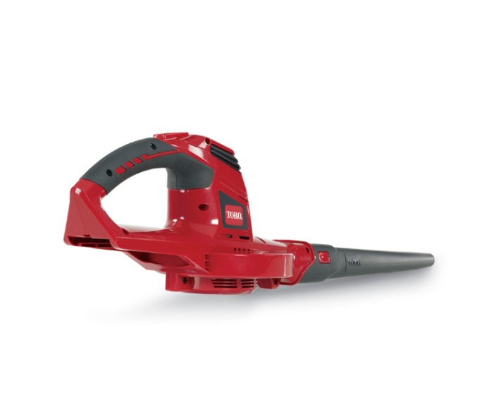 TORO 51702T  LAWN AND GARDEN on LEAF BLOWERS