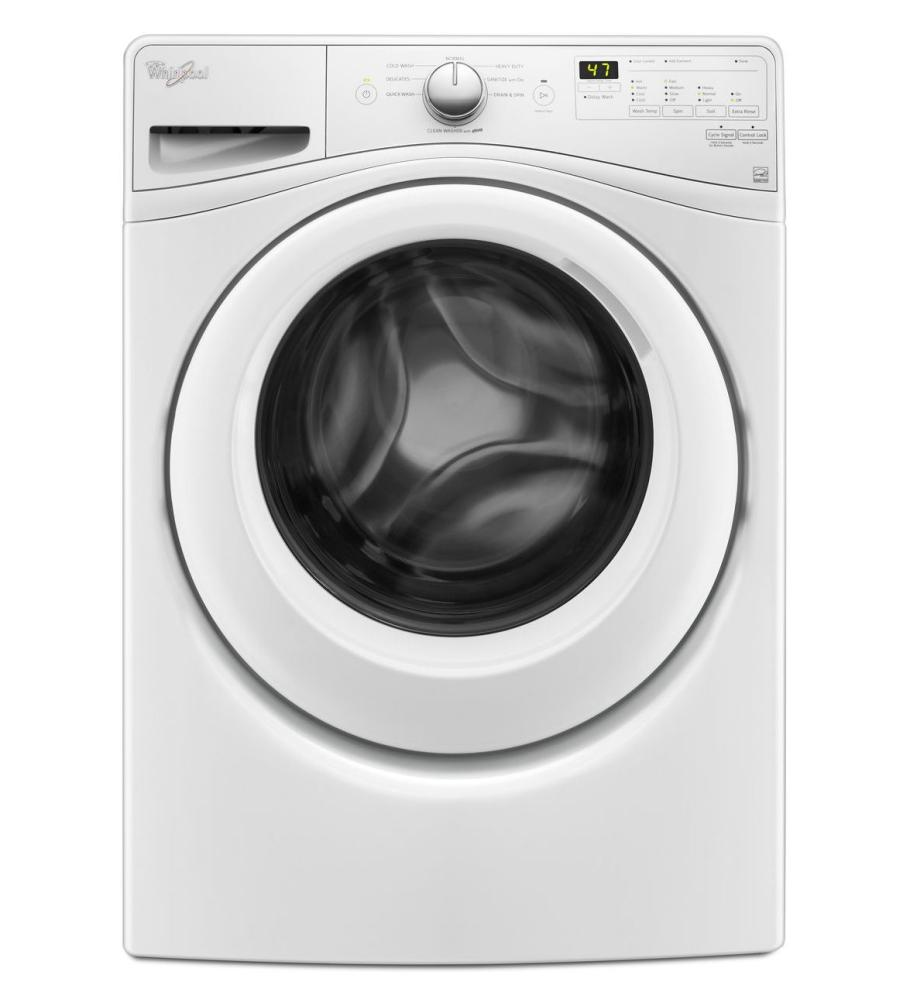whirlpool WFW75HEFW front load washer