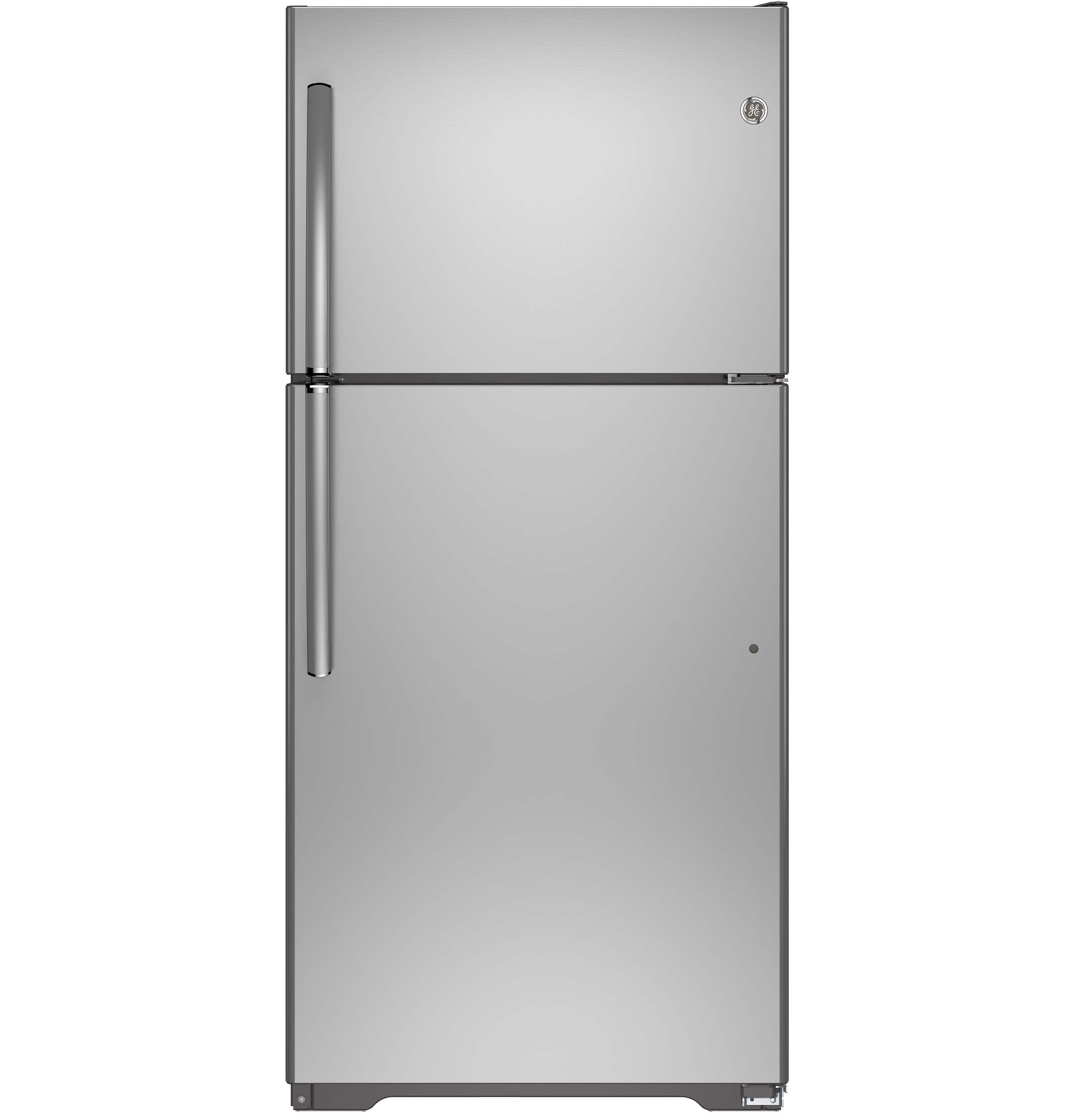 GE(R) ENERGY STAR(R) 18.2 Cu. Ft. Top-Freezer Refrigerator