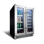 DanbyDanby Lorraine 24&quot French door beverage centre.