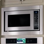 """DacorDiscovery 24"""" Convection Microwave in Stainless Steel"""