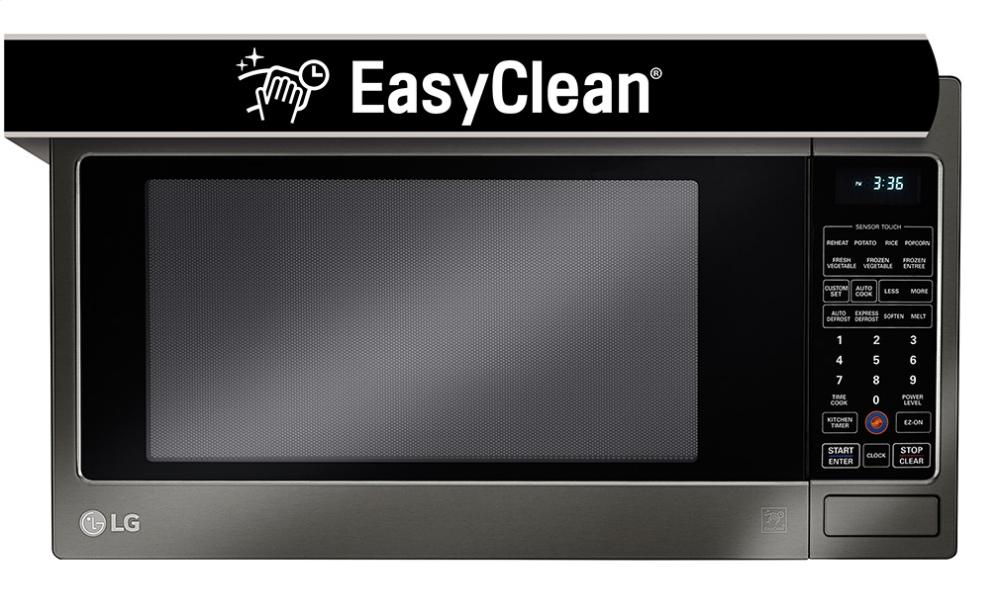 2.0 cu. ft. Countertop Microwave Oven with EasyClean(R)