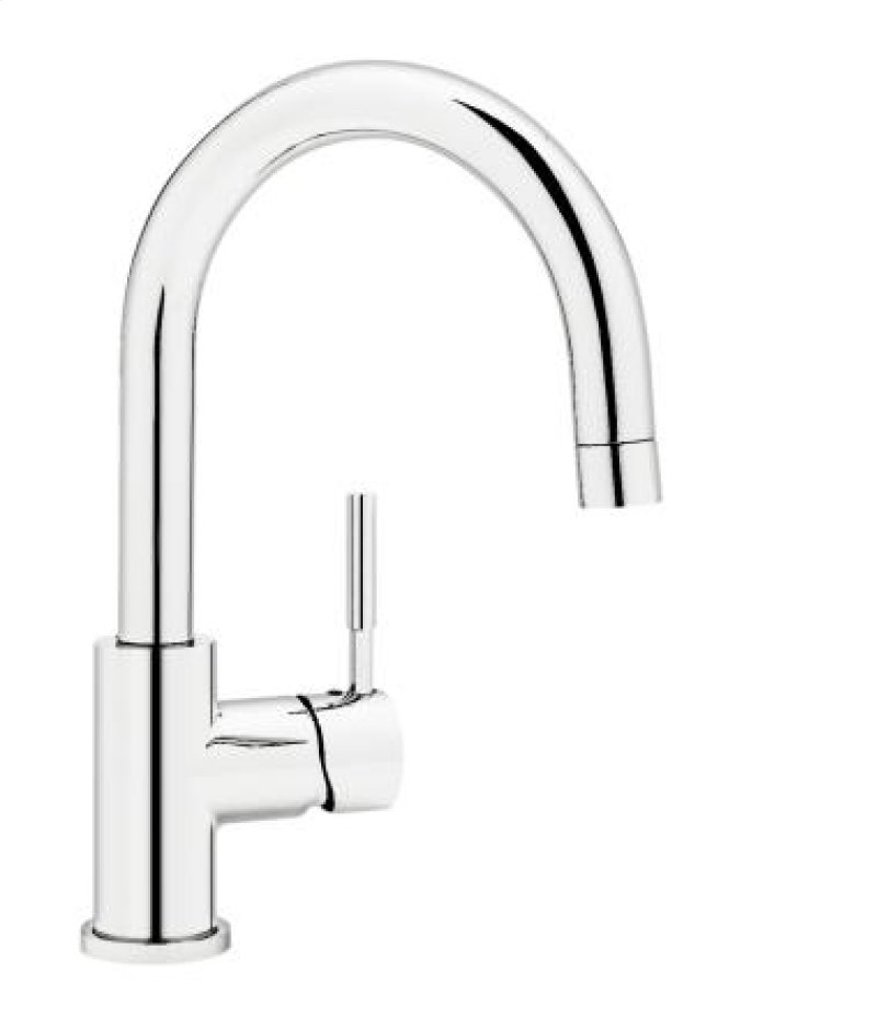 440953 In Polished Chrome By Blanco In Bloomfield Hills Mi Blanco Meridian Bar Faucet