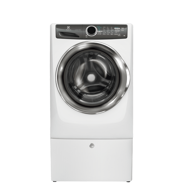 Front Load Perfect Steam(TM) Washer with LuxCare(TM) Wash - 4.3 Cu. Ft  White