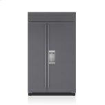 Sub ZeroSub Zero 48&quot Classic Side-by-Side Refrigerator/Freezer with Dispenser - Panel Ready