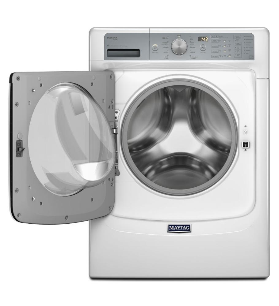 Mhw8100dw maytag heritage maxima r front load washer - Maytag whirlpool ...