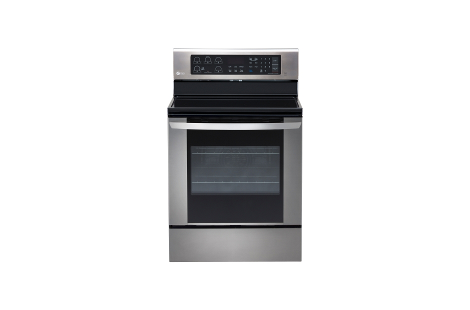 LG LRE3061ST  Stainless Steel