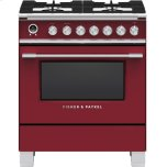 Fisher PaykelFisher Paykel 30&quot Convection Dual Fuel Range