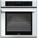Thermador27 inch Masterpiece(R) Series Single Oven MED271JS