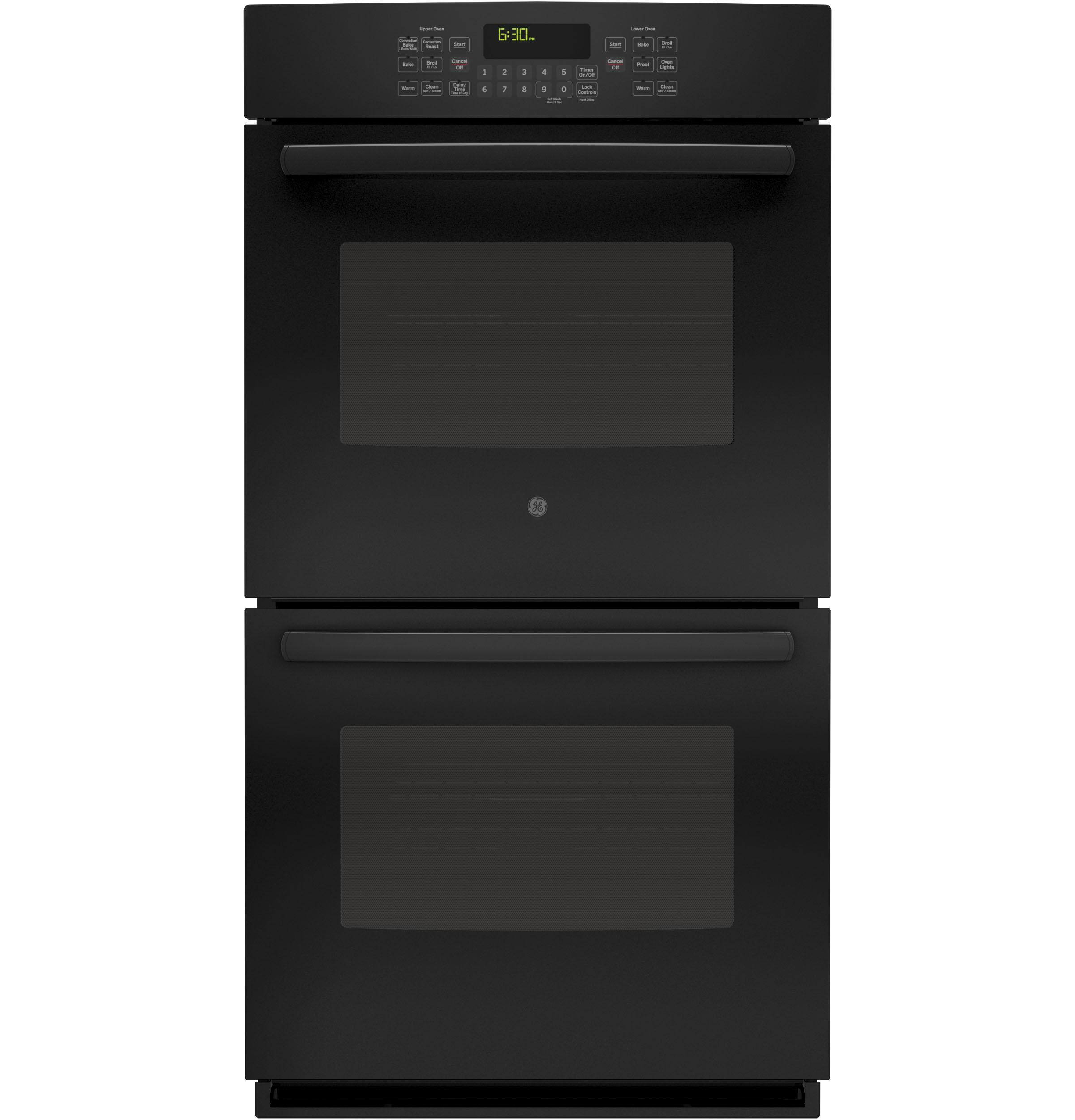 "GE(R) 27"" Built-In Double Convection Wall Oven