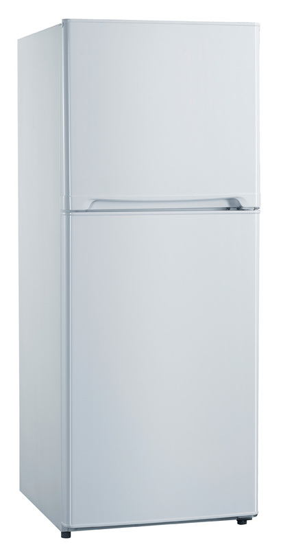 10.0 Cu. Ft. Frost Free Refrigerator - White  White