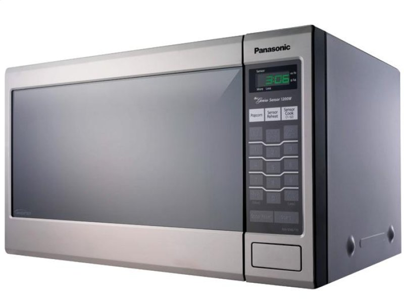 ... Cu. Ft. Countertop Microwave Oven with Inverter Technology NN-SN671S