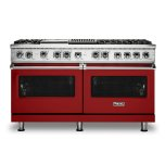 VikingViking 60&quot Convection Dual Fuel Range, NG