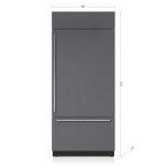 Sub ZeroSub Zero 36&quot Classic Over-and-Under Refrigerator/Freezer - Panel Ready