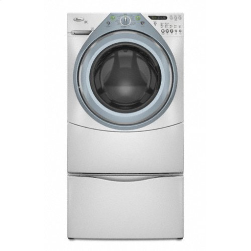 whirlpool duet washer instructions