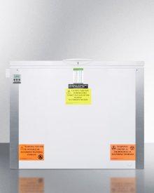 Laboratory Chest Freezer Capable of -30 C(-22 F) Operation