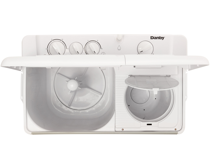 Danby Washers Portable White Dtt100a1wdb