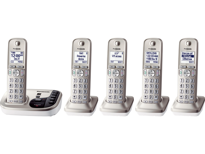 PANASONIC KXTGD225N