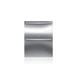 "Sub Zero 24"" Designer Outdoor Refrigerator Drawers - Panel Ready"