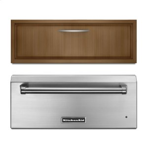 KEWS145SSS&nbspKitchenaid&nbsp24'' Slow Cook Warming Drawer, Architect(R) Series II - Stainless Steel