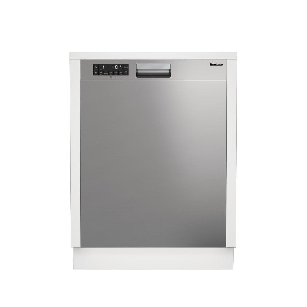 Blomberg Appliances 24 Inch Full Console Dishwasher Dwt28500ss