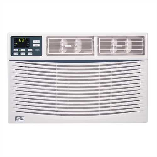 10,000 BTU Energy Star Electronic Window Air Conditioner With Remote