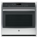 "GE ProfileGE PROFILE(TM) Series 30"" Built-In Single Convection Wall Oven"