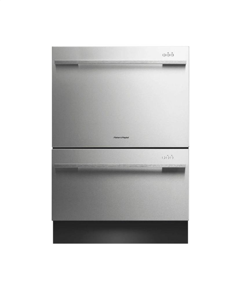 Fisher Paykel Dishwashers Drawers Ezkleen Stainless Steel