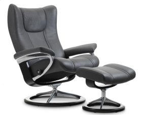 Stressless Wing (S) Signature chair