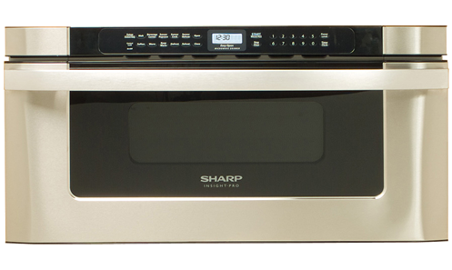 Sharp Microwave Drawers Stainless Steel KB6525PS