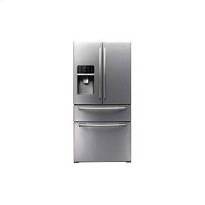 RF4267HARS&nbspSamsung&nbspOPUS1-4D 25.5 cu.ft 4-Door French Door Refrigerator (Stainless Steel)