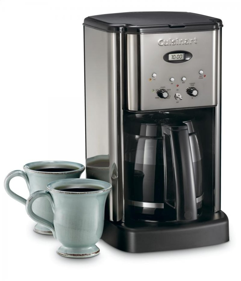 Ge Programmable Coffee Maker Manual : DCC1200 in by Cuisinart in East Weymouth, MA - Brew Central 12 Cup Programmable Coffeemaker