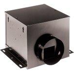 Broan Single-Port Remote In-Line Ventilator, 110 CFM, 1.0 Sone