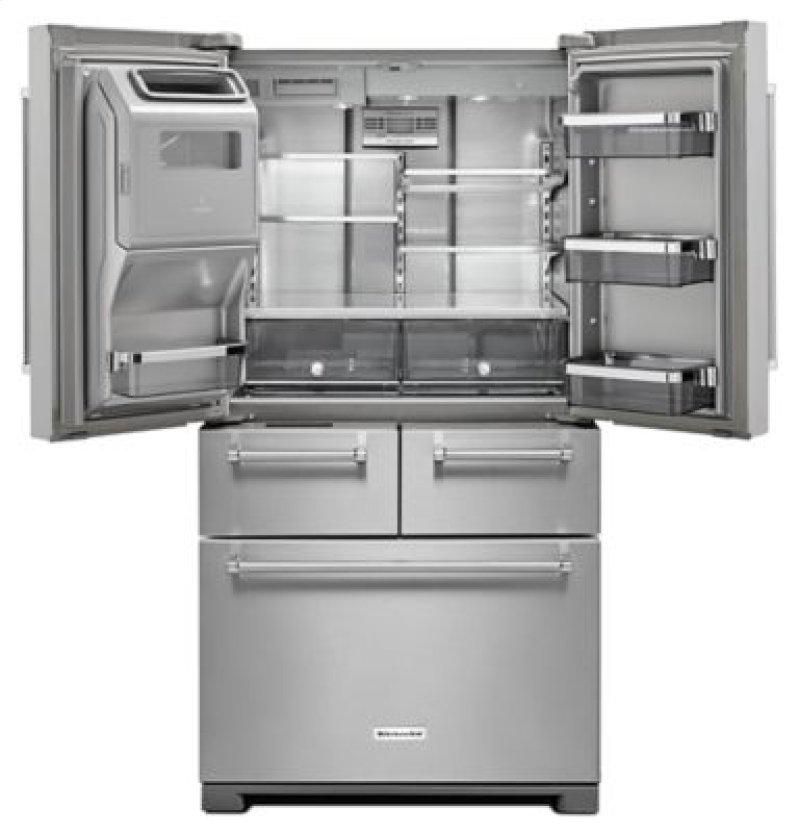 Kitchenaid Krmf706ebs Refrigerator Review: KRMF706ESS In Stainless Steel By KitchenAid In Everett, WA
