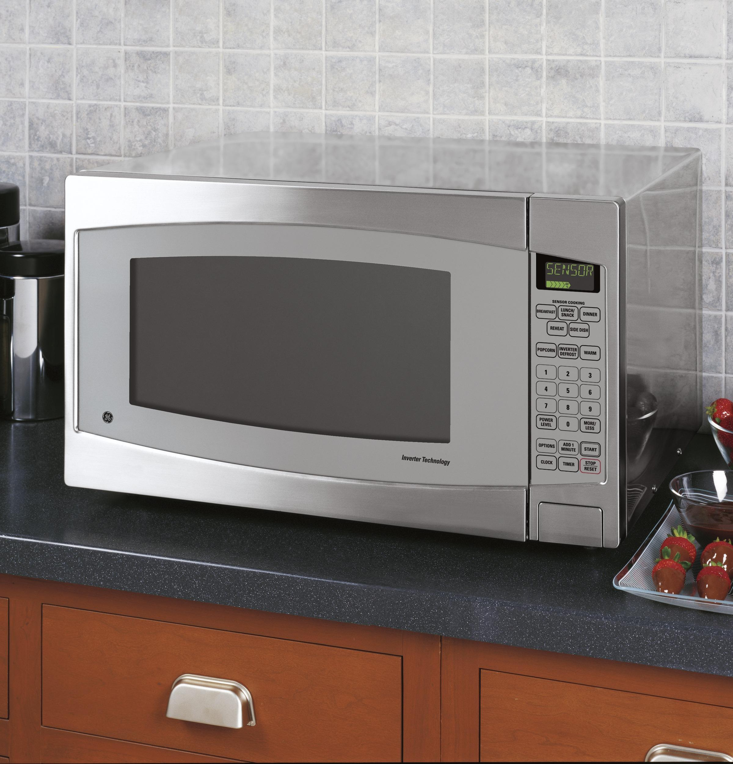 Microwave Ovens Countertop ~ Jes sjss ge profile