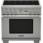 Thermador36 inch Professional Series Pro Grand(R) Commercial Depth Dual Fuel Range PRD366JGU
