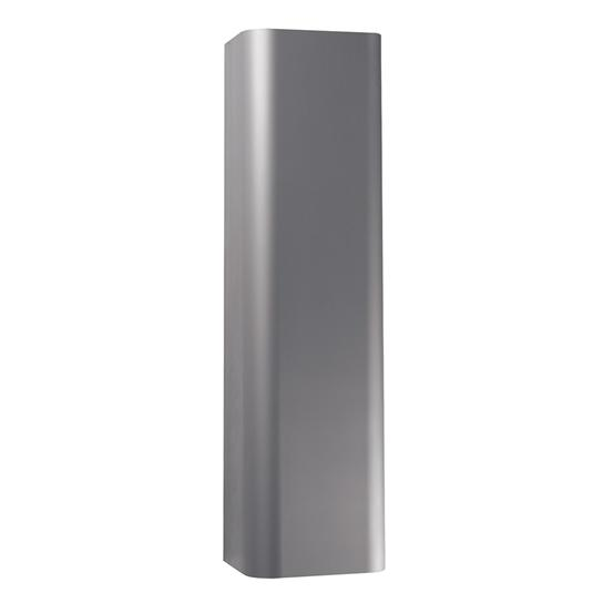 Optional Ducted Flue Extension for RM52000 in Stainless Steel